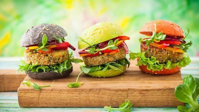 Hamburguesas vegetales: ¿son realmente tan saludables como parecen?