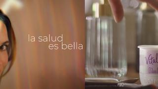 """""""La salud es bella"""", nuevo lema de Vitalinea centrado en el cuidado de la salud."""