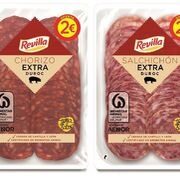 Revilla presenta las nuevas lonchas de embutidos de calidad extra y origen local