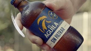 Cerveza El Águila Sin Filtrar