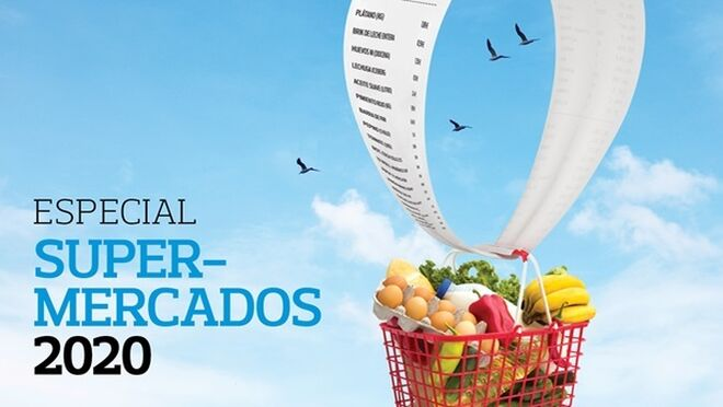 La OCU clasifica los supermercados más caros y los más baratos