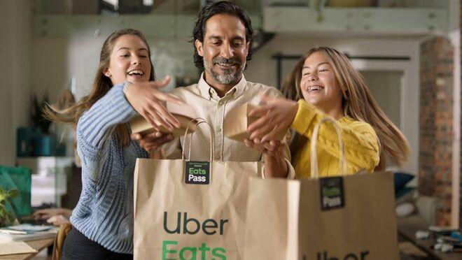 Uber Eats lanza su suscripción prime con gastos de envío gratuitos