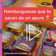 Un vídeo de Food Lovers Club supera el medio millón de reproducciones en TikTok