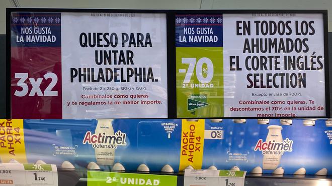 La elección de supermercado puede ahorrarnos más de 3.500 euros al año
