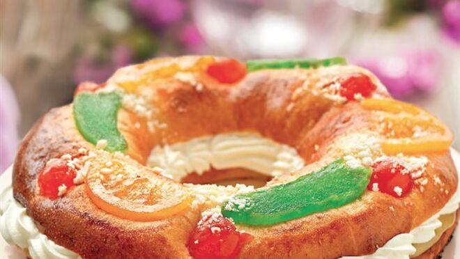 Los mejores roscones de Reyes con nata del súper, según la OCU
