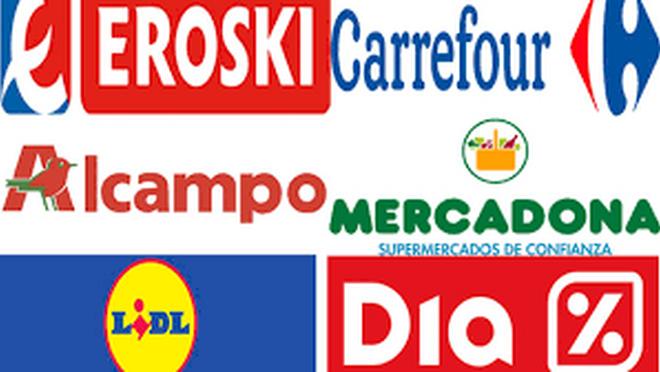 OCU: Estos son los supermercados más baratos y más caros de España