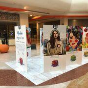 Exposición itinerante Marlene: el arte sale a la calle