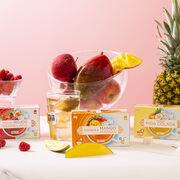 Mercadona presenta su infusión de rooibos & mango y mejora las de frutos rojos y piña colada