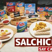 'Say salchichas, say Campofrío': una salchicha para cada miembro de la familia