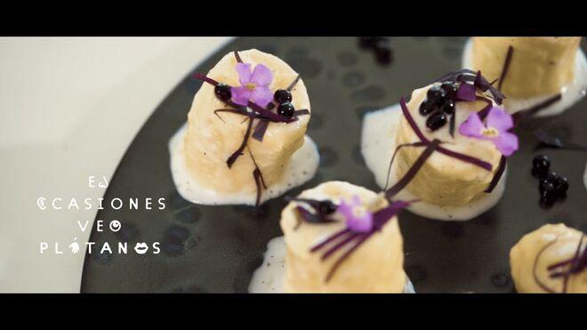 Hermanos Torres: cuatro recetas frías y refrescantes para este verano con el sabor del Plátano de Canarias