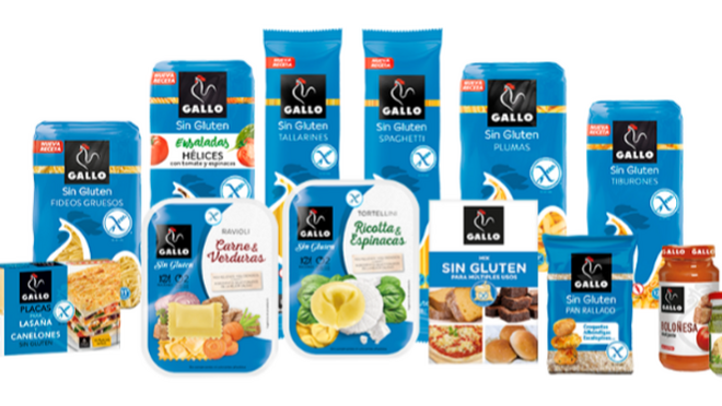 Pastas Sin Gluten: conquista a tu paladar con la frescura y el sabor de Gallo
