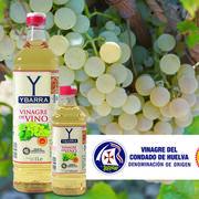 El vinagre de vino Ybarra obtiene la Denominación de Origen Condado de Huelva