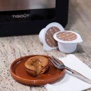 Llega a España Tigoût, las cápsulas que se transforman en pasteles