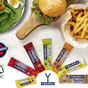 Ybarra lanza la monodosis de papel para sus mayonesas y salsas